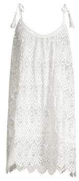 Melissa Odabash Ana Lace Beach Dress