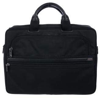 Tumi Nylon Laptop Briefcase