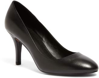 Brooks Brothers Calfskin Classic Pumps