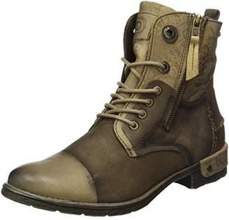 Bugatti Women's J47265G Ankle Boots, Brown (Braun/Gold 629)