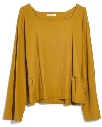 Madewell Square Neck Dolman Top