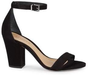 b9f035a1eabb Schutz Black Block Heel Women s Sandals - ShopStyle