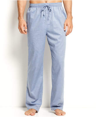 Nautica Men Anchor Pajama Pants