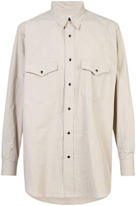 Julien David classic long sleeve shirt