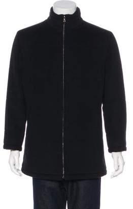 Barneys New York Barney's New York Alpaca-Blend Heavyweight Sweater