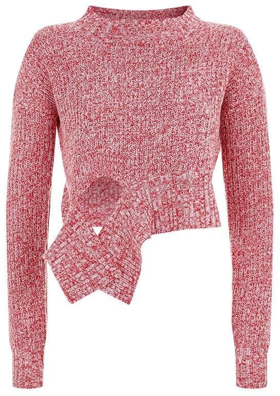 Zoë Jordan Split Hem Sweater