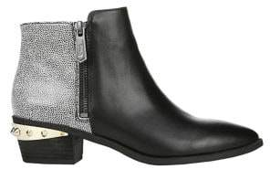Sam Edelman Highland Faux Leather Booties