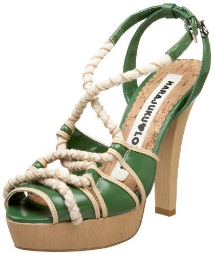 Harajuku Lovers Women's Becky Platform Sandal
