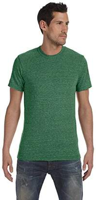 Alternative Men's Eco-Heather Short Sleeve Crew Tee