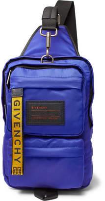 Givenchy Shell Backpack - Royal blue