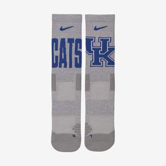 Nike College Elite (Kentucky) Basketball Crew Socks