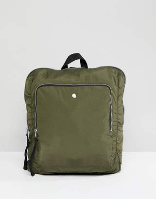 Cheap Monday Zip Backpack