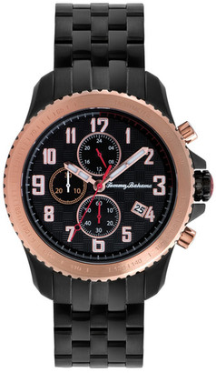 Tommy Bahama Men&s Stainless Steel Watch $137.97 thestylecure.com