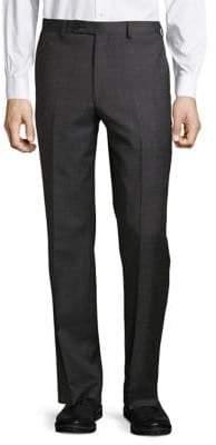 Lauren Ralph Lauren Textured Wool Suit Pants