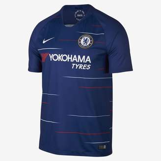 Nike Chelsea FC Stadium 2018/19 (Eden Hazard) Men's Home Jersey