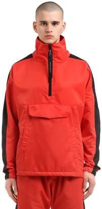 Half Zip Anorak Jacket