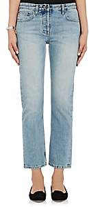 The Row Women's Essentials Ashland Crop Jeans - Blue