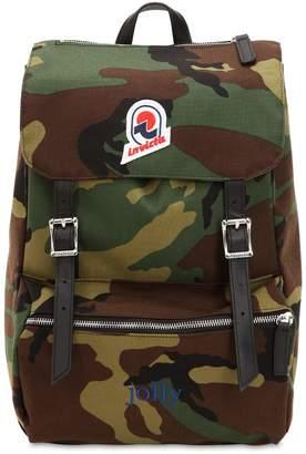 Invicta Jolly Camo Backpack