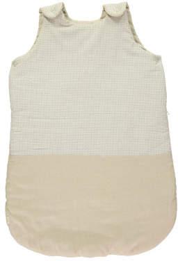 Camomile London Small Check Lined Baby Sleeping Bag