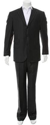 Ralph Lauren Wool Pinstriped Suit w/ Tags