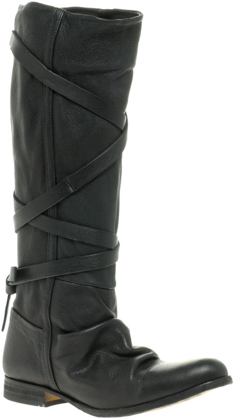 Hudson H By Patti Strapped Long Boot