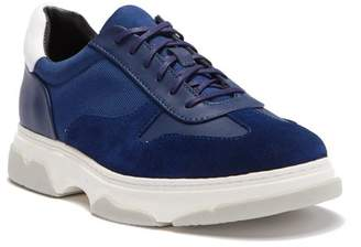 Calvin Klein Pauly Contrast Leather Sneaker