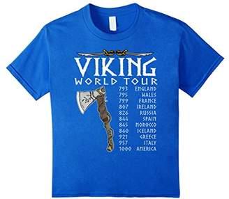 Viking World Tour - T-Shirt