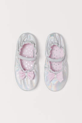 H&M Shimmering dance shoes
