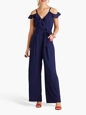 b5c8c4d1a4 Cold Shoulder Jumpsuit - ShopStyle UK