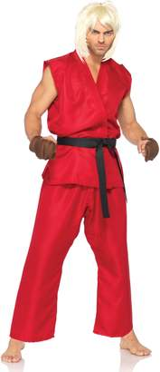 Leg Avenue Costumes 4Pc.Ken Includes Shirt Pants Belt and Hand Pads