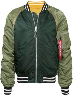 Alpha Industries L-2B Raglan jacket