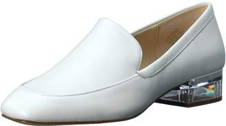 302d09442b7 Nine West Women s Umissit Leather Driving Style Loafer