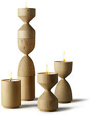 MoMA Totem Votive Candleholder