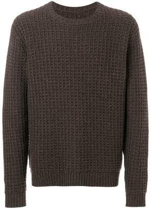 Holland & Holland Honeycomb jumper