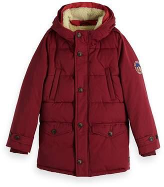 Scotch & Soda Teddy Lined Jacket