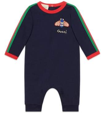 Gucci One-Piece Pajamas