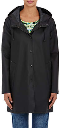 Stutterheim Raincoats Women's Mosebacke Raincoat - Black