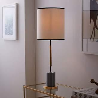 west elm + Rejuvenation Cylinder Table Lamp - Tall