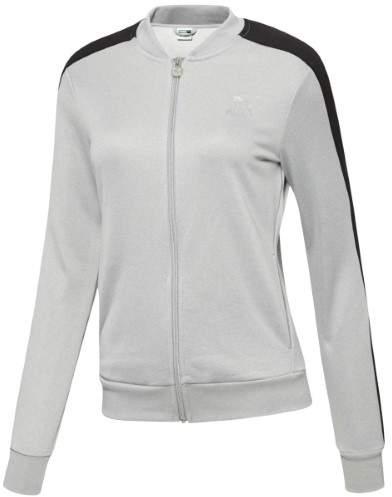 Puma Womens Long Sleeves Zip Closure Track Jacket