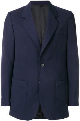 Raf Simons classic buttoned blazer
