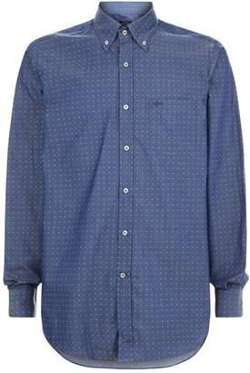 Paul & Shark Dot Grid Shirt