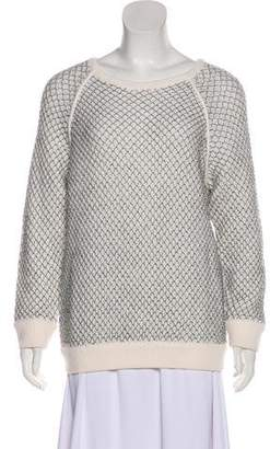 Marc by Marc Jacobs Wool-Blend Long Sleeve Sweater w/ Tags