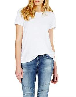 Mavi Jeans Evie - Classic Crew Neck T-Shirt