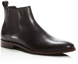 Bloomingdale's The Men's Store at Leather Chelsea Slip-On Boots - 100% Exclusive