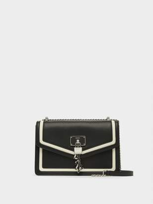 DKNY Elissa Spectator Flap Shoulder Bag