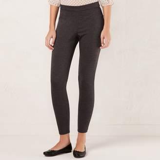 Lauren Conrad Women's Pull-On Skinny Dress Leggings