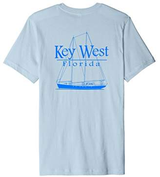 Key West Sailboat Nautical T-Shirt