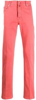 Kiton striped jeans