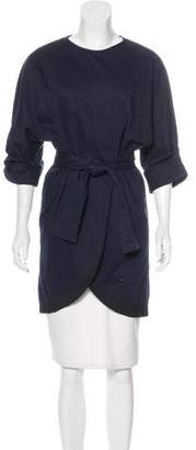 Timo Weiland Knee-Length Wrap Coat