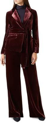 Hobbs London Lorrie Velvet Jacket - 100% Exclusive
